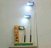 Mirror Stick tongkat cermin with 2 LED