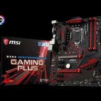 Motherboard MSI B360 Gaming Plus