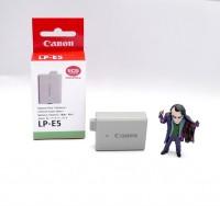 Battery Baterai Batre Canon LP-E5 1000D 500D 450D