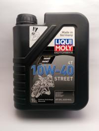 Oli Mesin Motor Liqui Moly street 10W-40