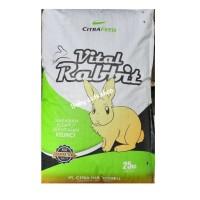 Makanan pelet kelinci CITRAFEED 25KG