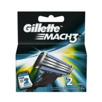 Gillette mach 3 catridge 2's