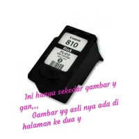 Canon PG810 , PG 810 Black , Hitam, Cartridge , Catridge , Tinta