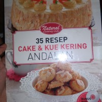 35 Resep Cake Dan Kue Kering Andalan