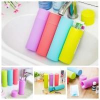 Travel Toothbrush Box Wadah Sikat Gigi