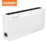 TENDA S108 8-Port Ethernet Switch - Switch Hub 8 Ports Switch Internet