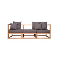 CUBIX SERIES - Kursi Tamu Sofa Modern Minimalis 3 seaters - XIONCO