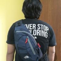 Sling bag tas slempang tas selempang the north face no deuter consina