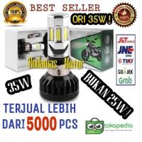 Lampu Motor LED 6 Sisi RTD