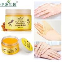 Milk Honey Hand Mask Penghilang Kulit Mati