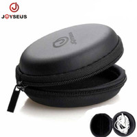 JOYSEUS Earphone Holder Case Storage Carrying Hard Bag Box