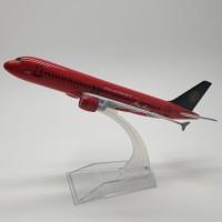 Manchester United AIR ASIA Pesawat Terbang Full Diecast ( PT003 )