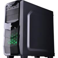 Dazumba Casing CPU PC DVITO681 DVITO 681( PS450, fan 12cm x2, 8cmx1 )