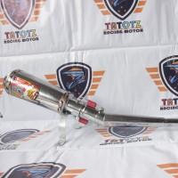 Knalpot Racing Kawahara Honda Kharisma Blade dan Revo All Series