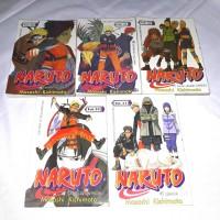 Komik Naruto vol.29, vol.31-34