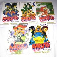 Komik Naruto vol.9-13