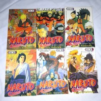 Komik Naruto vol.35-40