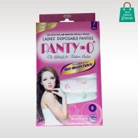 Panty-O Disposable Panties Celana Dalam Wanita [XXL]