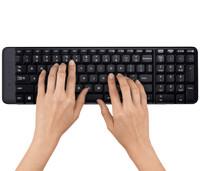 Logitech Wireless Mouse & Keyboard Bundle Combo MK220