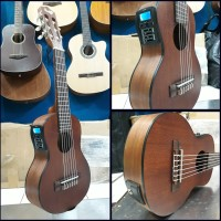 Guitalele   Gitarlele Elektrik Tuner Cowboy GK-6NS Original Import