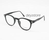 Frame Kacamata Minus Tom Ford 355 Pria Wanita Hitam