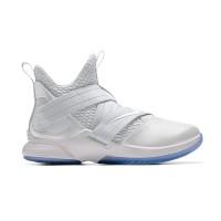 Nike Lebron Soldier 12 White AO4054-101