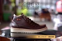 Big Size 45,46,47,48,49 Sepatu Boots Pria Dondhicero Millenium