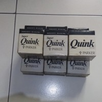 Tinta cair parker quink solv-x black Original parker