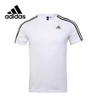 Adidas Kaos olahraga Adidas Essentials 3-stripes Tee - S98716