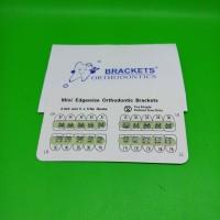 Bracket Amplop Mim Mini Edgwise 0.22NH