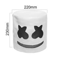 New Topeng Helm Import Marsmello Marshmello Marshmellow Bahan Latex