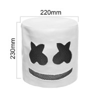 Jual Topeng Helm Import Marsmello Marshmello Marshmellow Bahan Latex