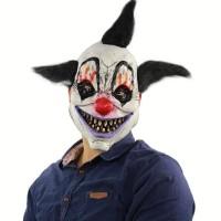 Sale Topeng Badut Punk Seram Clown Mask Party Halloween Payday Latex