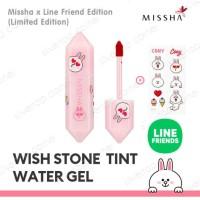 Missha Line Friends Edition Wish Stone Tint Water Gel