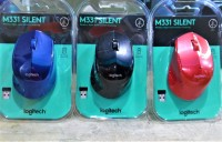 Mouse wireles logitech m331. m 331. silent plus. replace logitech m280