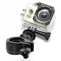 Handlebar Seatpost Roll Cage Mount 17-30mm for GoPro / Xiaomi Yi - X