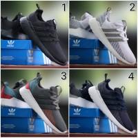 Sepatu Adidas Questar Ride 3 Sneakers Pria Casual Sport Running Import