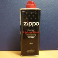 Zippo Fluid Minyak 125ml