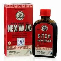 Die da yao jing ( obat luka)