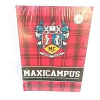 Buku Tulis Boxi DuniaCampus - BMB Maxi AA Isi 50 Lembar Kirim Random