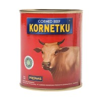 Pronas KORNETKU Corned Beef Kornet Daging Sapi 340gr