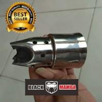 DB Killer Knalpot Racing Universal 2inchi Peredam Suara Knalpot