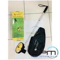 Meteran Jalan Roda Dorong Manual - Walking Measuring Wheel