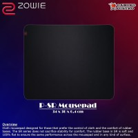 Mousepad Zowie P-SR Medium