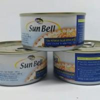 Sunbell Katsuo 185 gram - Tuna Kaleng