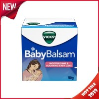 SMART MOM Vicks Baby Balsam obat Batuk Pilek Flu Anak