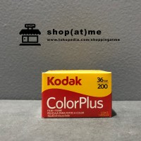 Kodak ColorPlus 200 Film (35mm Roll Film, 36 Exp)