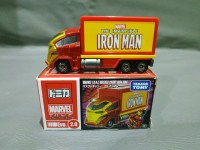 Tomica Marvel Tune Evo 2.0 Masked Carry Iron Man