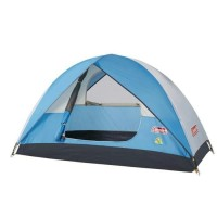 TENDA COLEMAN SUNDOME CYAN 4 PERSON ORIGINAL NOT TENT EIGER CONSINA