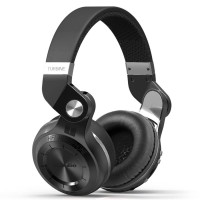 Bluedio T2+ Turbine Hurricane Headphone Bluetooth Wireless 4.1